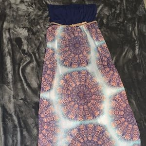 Lily Rose maxi dress!